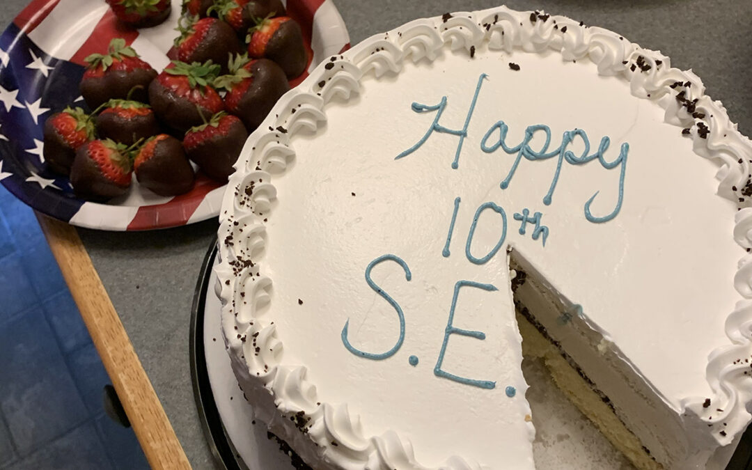 SEA Celebrates 10th Anniversary!